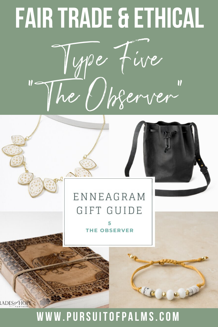 Enneagram Type 4 Fair Trade Gift Guide | Read all about the Type 4 Gift ideas! Click for details on how to purchase these gorgeous Fair Trade & Ethical Gifts for yourself! #fairtrade #ethical #giftguide #tradesofhope #directsales #enneagram
